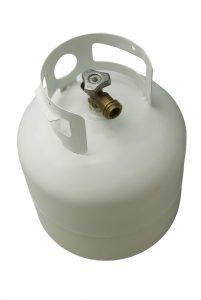 20 lb. propane cylinder