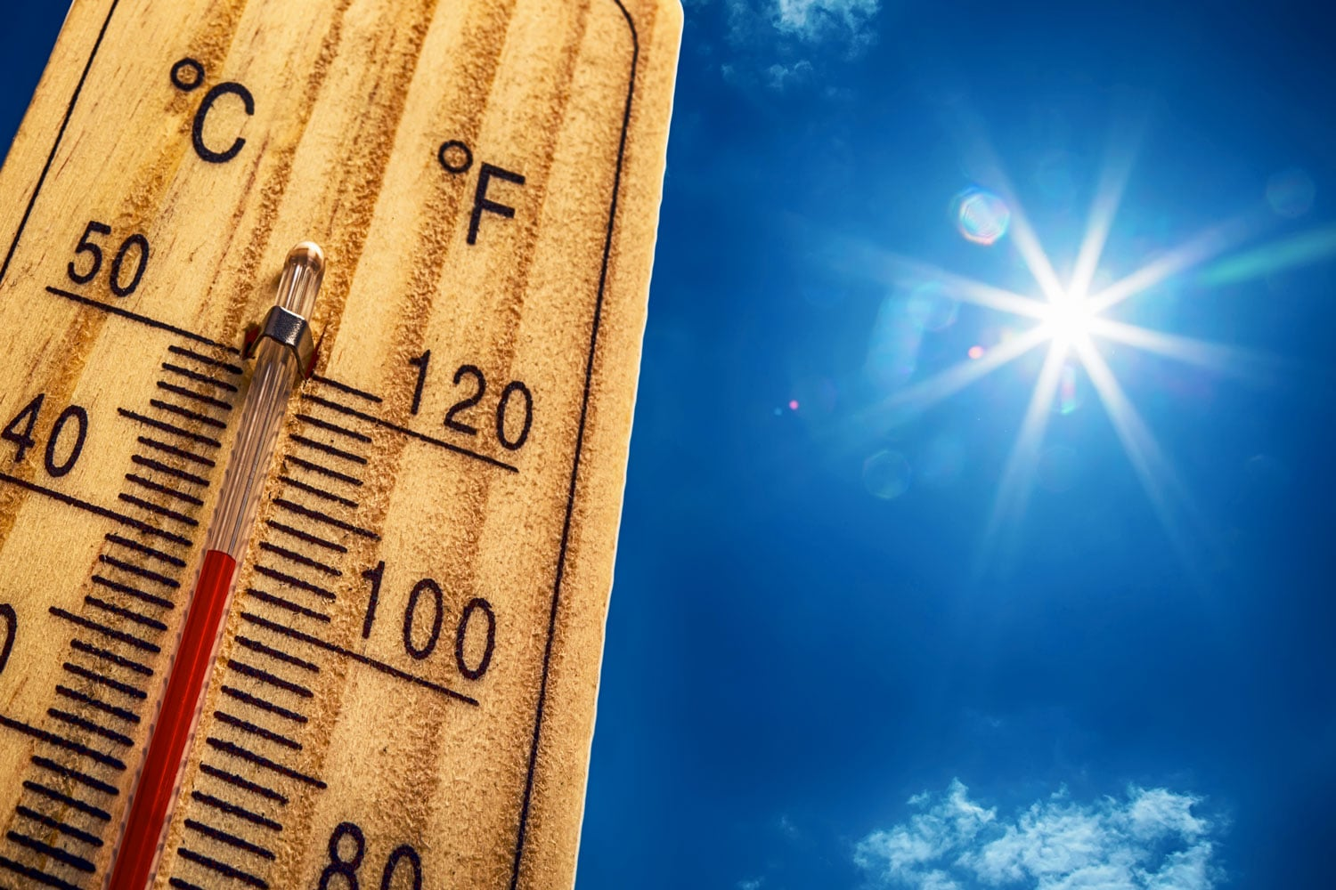 Keep your family and Your Propane System Safe During Seasons of Extreme Heat