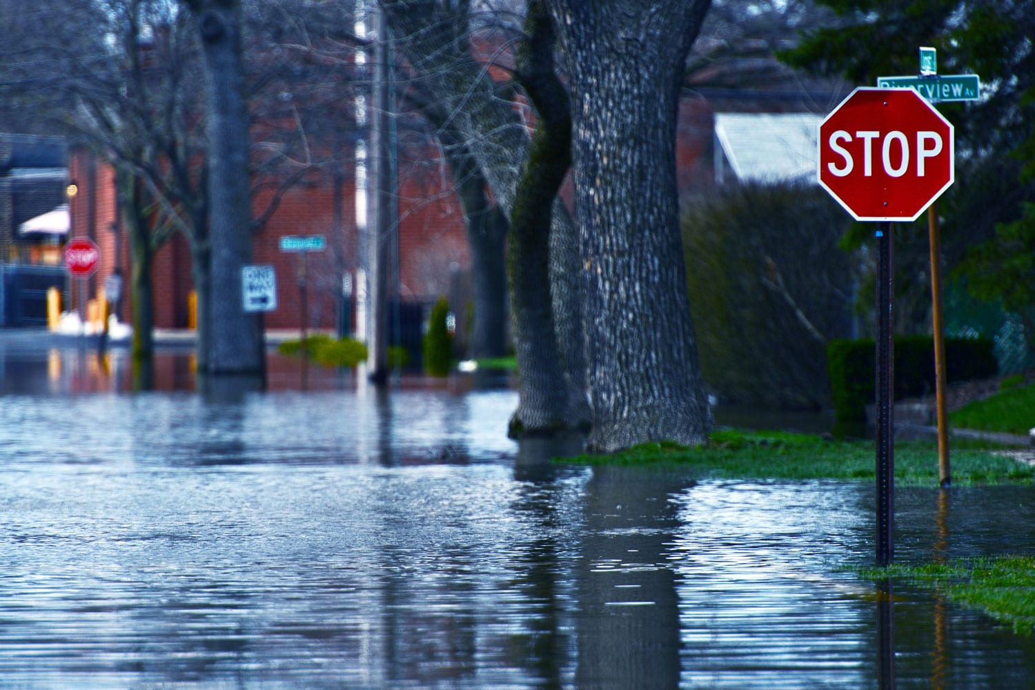 Don't Get Caught Underwater – Flood Safety Tips
